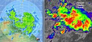 ¿Y las previsiones pa' cuándo? Néstor Reverol confirma paso de tormenta tropical Karen por Venezuela