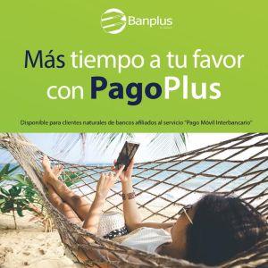 Pago Plus facilita transacciones bancarias a comercios