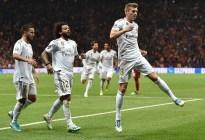 Real Madrid venció al Galatasaray en Champions League tras ocho meses de sequía