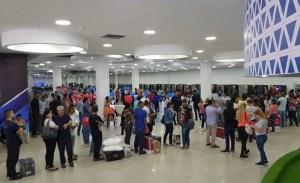 MultiMax recibió a más de 1000 personas en Gran Promo Apertura