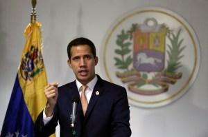 Guaidó anunció investigación clara y transparente por casos de corrupción