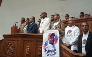 AN califica la muerte de Edmundo Rada como persecución de los grupos exterminios de Maduro