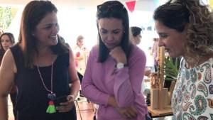 ¿Cómo resistir al socialismo? María Corina Machado conversó con emprendedores venezolanos