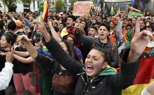 Bolivia pide auditoria electoral a OEA, que citó a sesión de emergencia