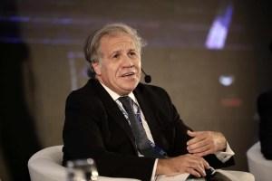 Almagro condenó los casos de tortura y asesinatos en Colombia