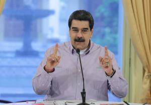 """Maduro dice que """"terroristas"""" pretenden ingresar desde Colombia para llenar de violencia al país (VIDEO)"""