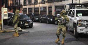 Capturan a 31 miembros del cártel Unión Tepito en centro de Ciudad de México