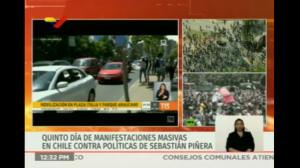 """Fotos: Hace cuánto tiempo no veías tantas protestas en la """"Vergüenza de Televisión"""" (VTV)"""