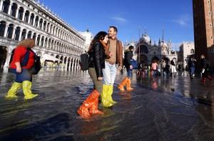 Italia decretó estado de emergencia en Venecia tras las inundaciones
