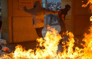 Gobierno colombiano abrió crédito para empresas afectadas por las protestas