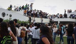 Mortal concierto en Caracas, la demostración de la decadencia social (Video)