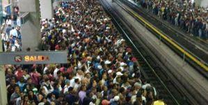Mengua en el Metro de Caracas… De ser el transporte un modelo a la cuna de la decadencia (Video)