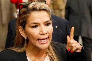 Jeanine Áñez le echó un parao' a Evo Morales y su intención de postularse a nuevas elecciones en Bolivia