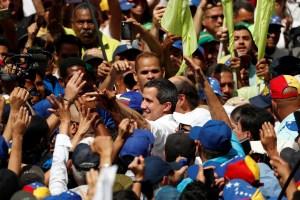 Juan Guaidó desde Chacaíto: Aquí la lucha es hasta que cese la usurpación y haya elecciones libres #16Nov (Videos)