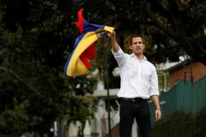 """""""La fuerza es la unión"""": Guaidó instó a seguir el ejemplo de Santa María de Ipire para lograr la libertad"""