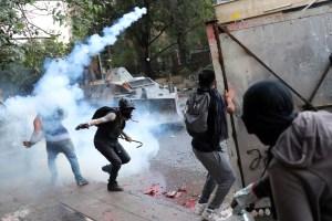"""La Cidh condena el """"uso excesivo de la fuerza"""" durante las protestas en Chile"""