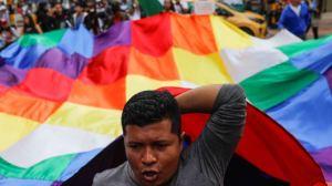 Indígenas lideran nueva jornada de protestas en Colombia