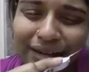 Se grabó a escondidas pidiendo ayuda tras ser torturada en Arabia Saudita