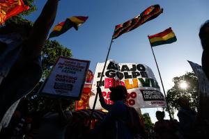 El partido de Evo Morales pide inmunidad para él y todas sus autoridades