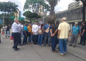 Trabajadores de Cantv exigen reivindicaciones salariales este #14Nov