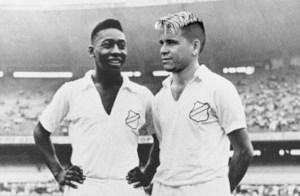 """El """"Rey"""" Pelé se rinde ante el fútbol del venezolano Yeferson Soteldo"""