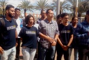 César Ramírez: La movilización y el voto son las armas para ejercer y producir el cambio político