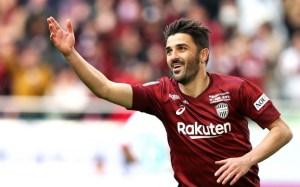 David Villa, máximo goleador de la selección española, anuncia su retiro