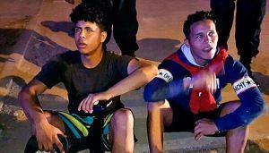 Capturan a dos venezolanos acusados de robarle celular a un joven en Perú