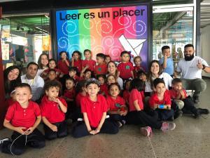 Mercado Libre impulsa la formación digital en niños de uno a cinco años