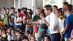 Juan Guaidó desde la UCV: Hoy el país nos necesita a todos #14Nov