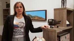 Rafaela Requesens agradece su incorporación al Time 100 Next 2019