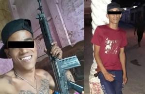 """Le dieron matarile en Los Teques a """"El Chiruli"""" y """"Lente"""" joyas pertenecientes al Tren de Aragua"""