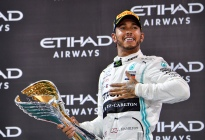 Lewis Hamilton: El 2019 ha sido el mejor año de mi carrera