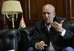 Ministro boliviano afirmó que a Evo y a Maduro les espera la cárcel