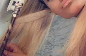 ¿Ingenio o locura? Una mujer utiliza un radiador para rizar su cabello rebelde (Fotos)