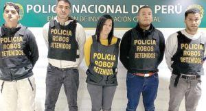 """Cómo se fugaron miembros de los """"malditos del Rolex"""" de una cárcel en Perú"""