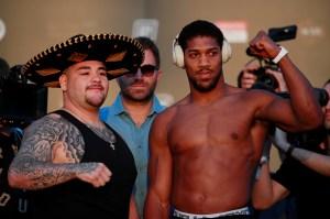 Andy Ruiz y Anthony Joshua reavivan el boxeo con la revancha más esperada