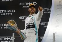 Todos quieren sentarse al volante de un Mercedes, dice Hamilton