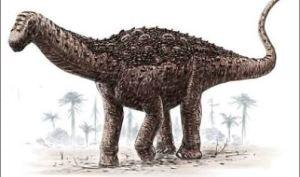 Encontraron en Ecuador el fósil de un dinosaurio que vivió antes de la formación de los Andes