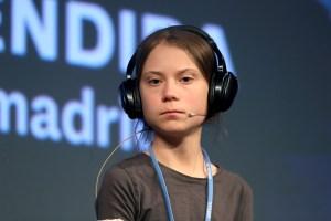 Greta Thunberg: Cada vez somos más, pero eso no se traduce en acción