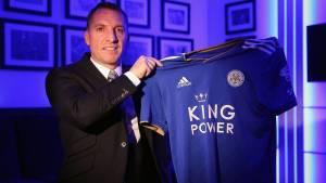 El Leicester renueva a su técnico Brendan Rodgers hasta 2025