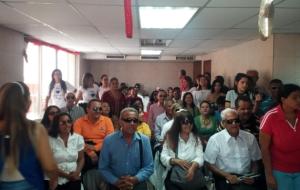 Asociación Zuliana de Ciegos juramentó nueva junta directiva