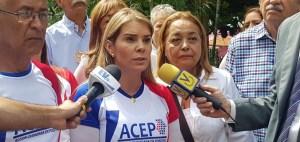 Griselda Reyes: Los venezolanos quieren recuperar el poder de elegir