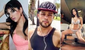Revelaron los nuevos videos XXX del trío de Erika Schwarzgruber, Yorgelys Delgado y Kent James