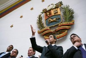 """Parlamento rechazó la sentencia arbitraria del TSJ de Maduro para imponer a """"diputados Clap"""""""