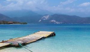 La isla que alberga un cuento de la Segunda Guerra Mundial en Venezuela pero te da la paz que necesitas (Fotos)