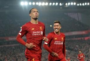 Liverpool venció al Manchester United y sigue su marcha imparable hacia el título de la Premier