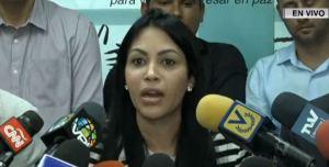 Delsa Solórzano: El régimen no va a lograr tapar el éxito de la gira de Guaidó