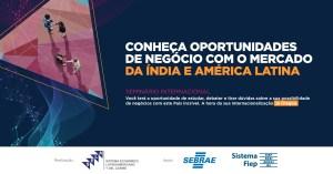 Pymes latinoamericanas conocerán las oportunidades comerciales con la India en seminario organizado por el SELA