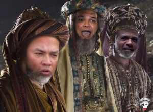 """Los """"Tres Reyes Malos"""" que pretenden adueñarse de la AN"""